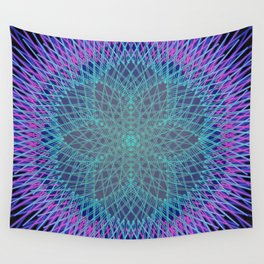 Omnigeo#5 - Geometric Pattern Wall Tapestry