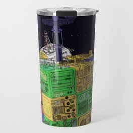 Computronium Travel Mug