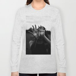 Seeing is Touching Long Sleeve T-shirt