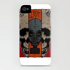 Split Skull Slim Case iPhone (4, 4s)