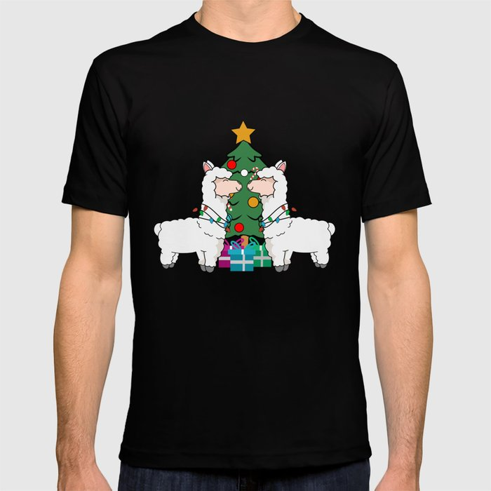 Llama Christmas Shirt.Llama Christmas T Shirt T Shirt