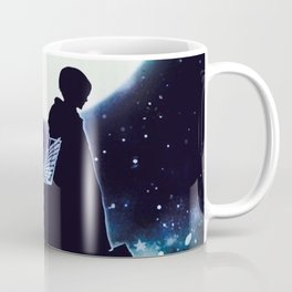 Attack On Titan Silhouette Coffee Mug