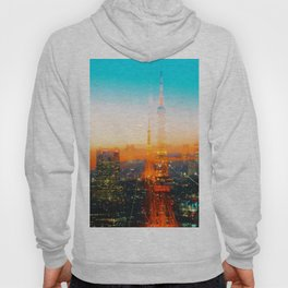 Golden Cityscape (Color) Hoody