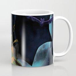 Michelangelo And Shinigami Coffee Mug