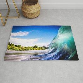 Wave Wall Rug