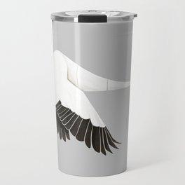 Snow Goose Travel Mug