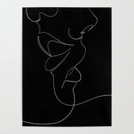 bisou Poster