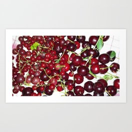 You are my cherry Art Print