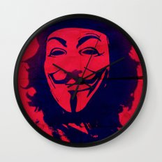 Expect Che Wall Clock