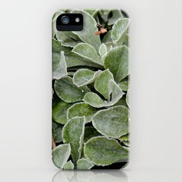 Green. iPhone Case