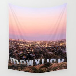 Hollywood Wall Tapestry