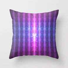 Happy Birthday From The Infinite One Throw Pillow