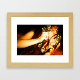 Panda Exress-ion Framed Art Print
