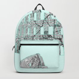 Roman Colosseum Backpack