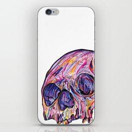 Acidic Anatomy iPhone Skin