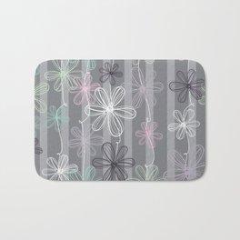 Flower Play Bath Mat