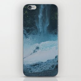 Ultramarine iPhone Skin