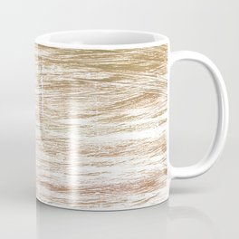 Light taupe abstract watercolor Coffee Mug