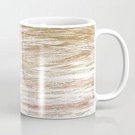 Light taupe abstract watercolor Coffee Mug