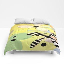FLOWERY EDITH / ORIGINAL DANISH DESIGN bykazandholly Comforters
