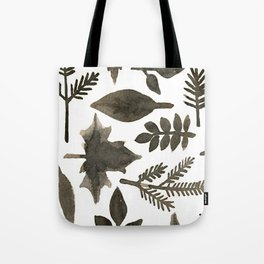 As the leaves Tote Bag