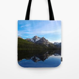 Reflections of Idaho Tote Bag