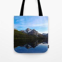 Reflections of Idaho Tote Bag