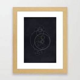 The Antikythera Mechanism Framed Art Print