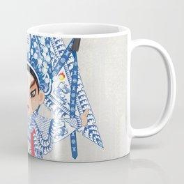 Beijing Opera Character ZhaoYun Coffee Mug