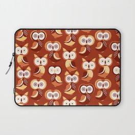 Owls, pygmy owls Laptop Sleeve