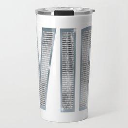 VIP Silver Travel Mug