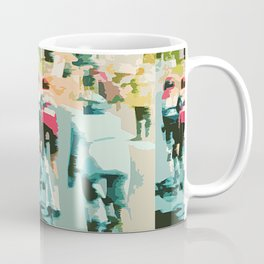 tete de la course   Coffee Mug