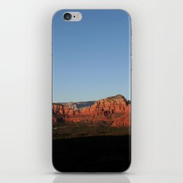 Photography Serenity in Sedona iPhone Skin