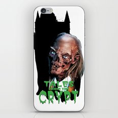 Crypt Keeper: Monster Madness Series iPhone & iPod Skin
