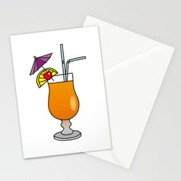 Cocktail Stationery Cards