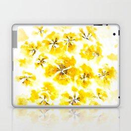 Golden Trumpet-tree Laptop & iPad Skin