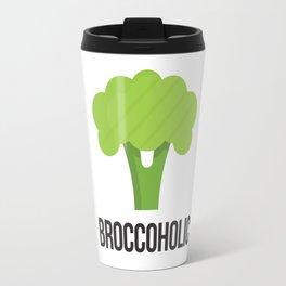 Broccoholic—Vegan & Vegetarian Must-have Travel Mug
