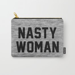 Nasty Woman - light version Carry-All Pouch