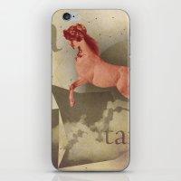 sagittarius iPhone & iPod Skins featuring sagittarius by Rosa Picnic