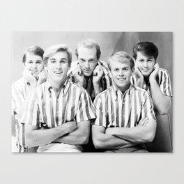 TheBeach boys Canvas Print