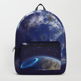 Another Earth Backpack