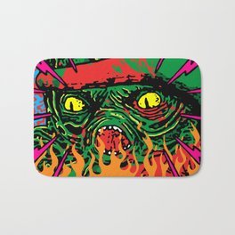 Octaman! Bath Mat