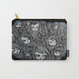 scalp sisters Carry-All Pouch