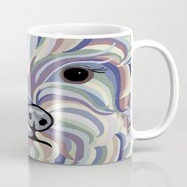 Yorkie Denim Colors Coffee Mug