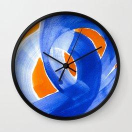 ABSTRACT NO.010 Wall Clock