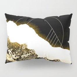 Golden Mountain Pillow Sham