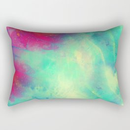 Sky Flower Rectangular Pillow