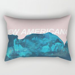 nuevo america Rectangular Pillow