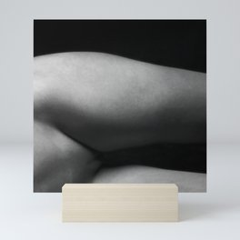 Less is more Mini Art Print