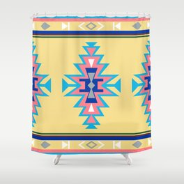 AZTEC WOTHERSPOON Shower Curtain